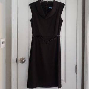 Antonio Melani Chocolate Brown dress